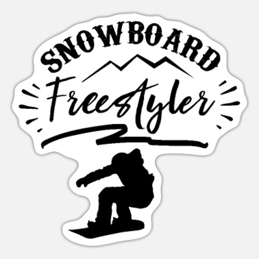 Freestyle Freestyle - Sticker