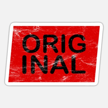 Original Art original - Sticker