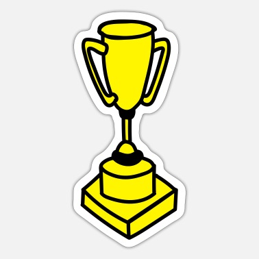 Trophy Trophy - Sticker
