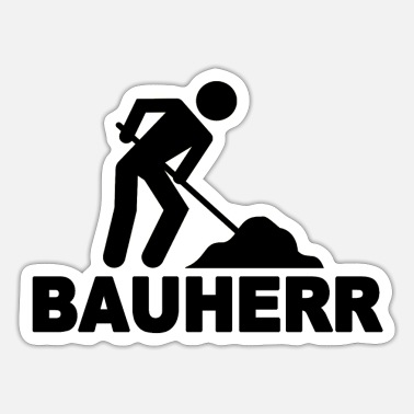 Builder builder - Sticker
