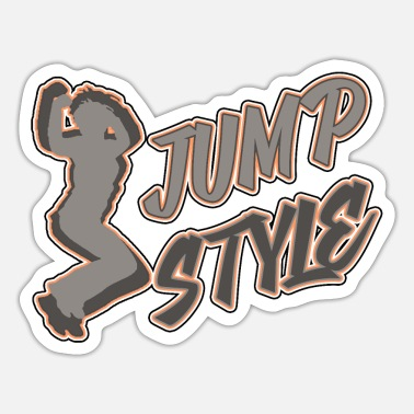 Jumpstyle Jumpstyle - JUMPSTYLE - Sticker