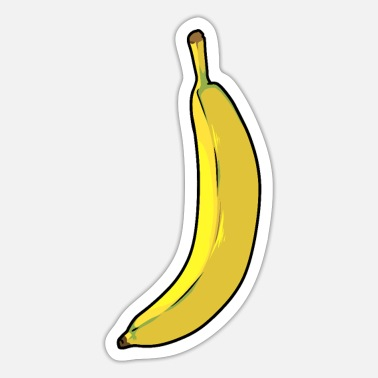 Bananas Banana bananas fruit - Sticker