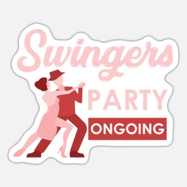 Dance Couple Swing dance Couple dance Dancer Dance couple Dancing - Sticker