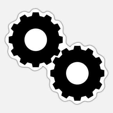 Gear gear - Sticker