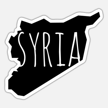 Syria Syria - Sticker