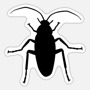 Pest Insect silhouette pest - Sticker