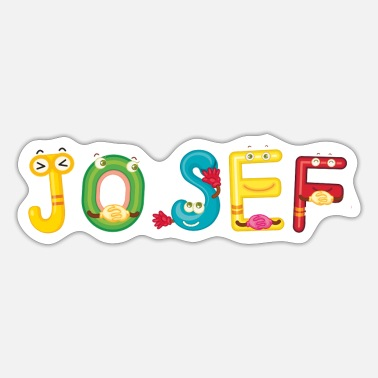 Josef Josef - Sticker