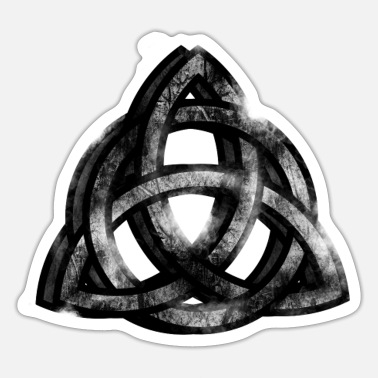 Celtic Celtic knot celtic celtic symbol runes - Sticker