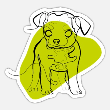 Unge Ungen - Sticker