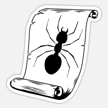 Insects Ant insect insect - Sticker