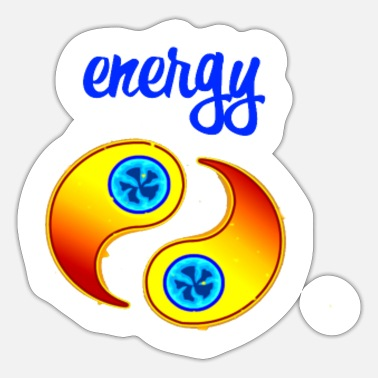 Energie energy - Sticker