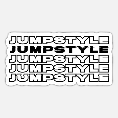 Jumpstyle Jumpstyle - Sticker
