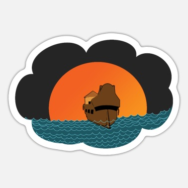 Ark Noahs Ark - Sticker