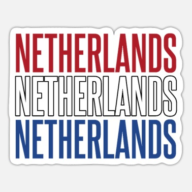 Holland Holland / Holland - Sticker