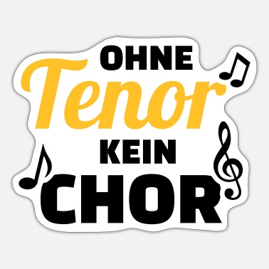 Chor Chor - Sticker
