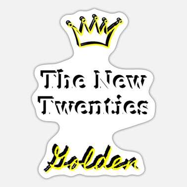 Twenty twenties 02 - Sticker