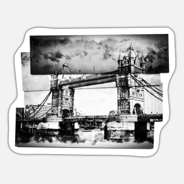 Tower Bridge Tower Bridge - Sticker