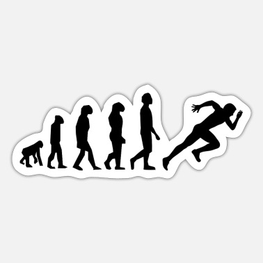 Sprint Sprinter evolution - Sticker