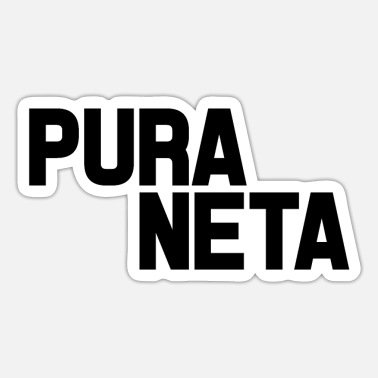 Net Pure Net - Sticker