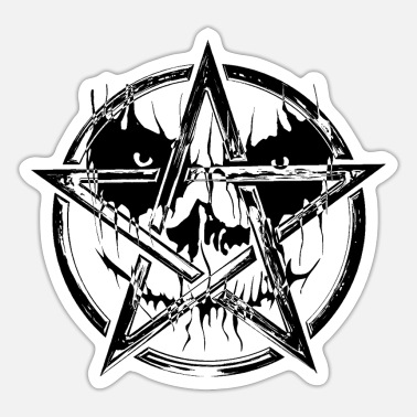 Pentacle Pentacle - Sticker