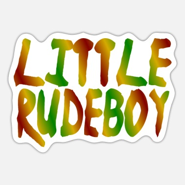 Rudeboy Little Rudeboy - Sticker