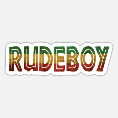 Rudeboy Rudeboy - Sticker
