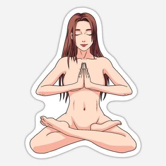 Frauen Nackt Yoga