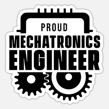 Mechatroniker Mechatronik Ingenieur Mechatroniker - Sticker