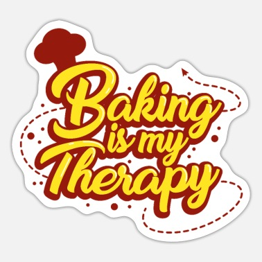 Backen Backen - Sticker