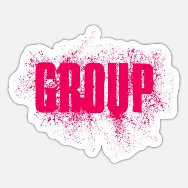 Group Group - Sticker