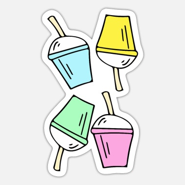 Beverage beverages - Sticker