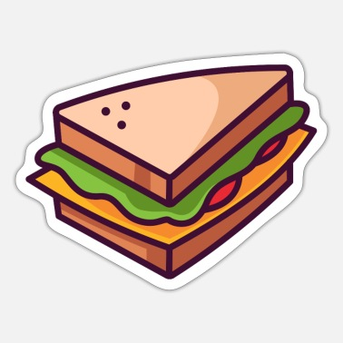 Sandwich sandwich - Sticker