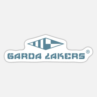 Garda Lakers logo - Sticker