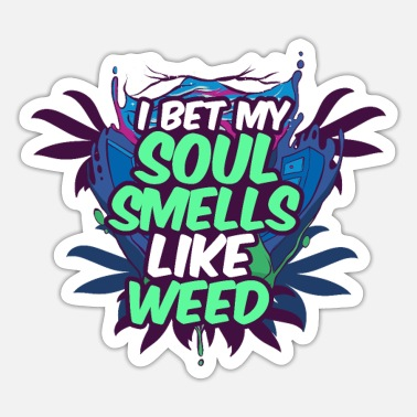 Cannabis Cannabis - Sticker