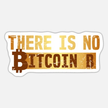 Market Anarchist Bitcoin blockchain cool saying gift - Sticker