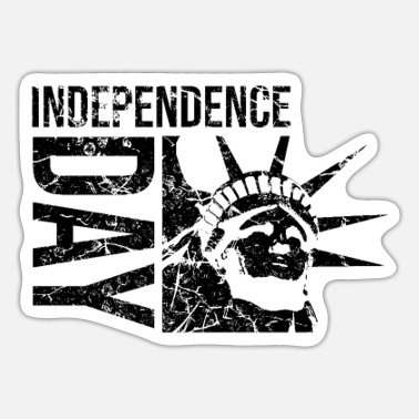 Independence Independently - Sticker