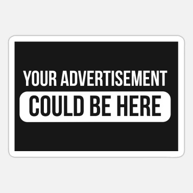 Advertising Funny Advertisement Advertising Manager Retirement - Sticker