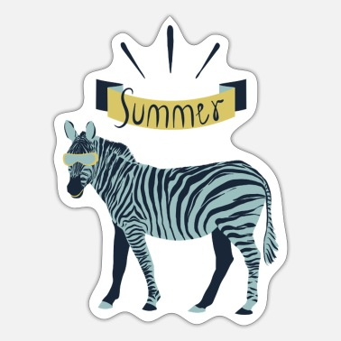 Summer - Sticker