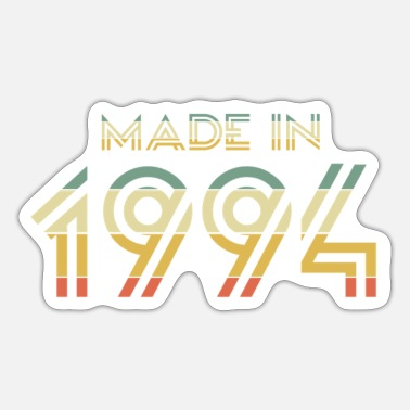 Made In Nineties Made in 1994 - Sticker