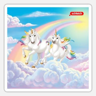 Schleich bayala rainbow unicorns - Sticker
