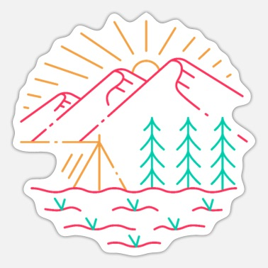 Mountain Sports Mountain sports - Sticker