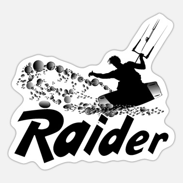 Raider Raider - Sticker