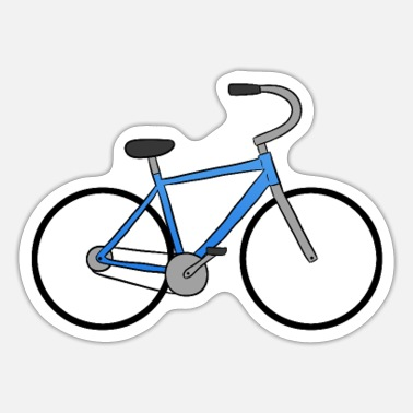 Bicycle Bicycle - Sticker