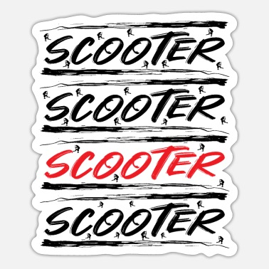 Stunt Stunt scooter - Sticker