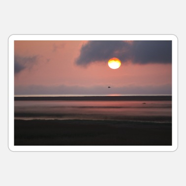 Sunrise Sunrise, Sunrise - Sticker