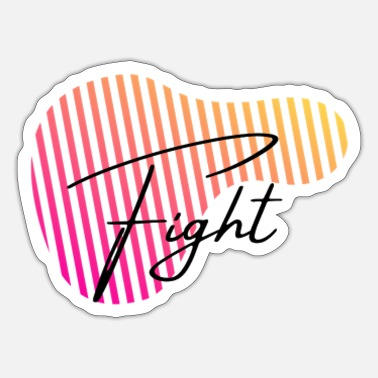 Fight Fight - Sticker