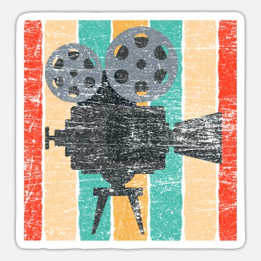 Film Film Filme - Sticker