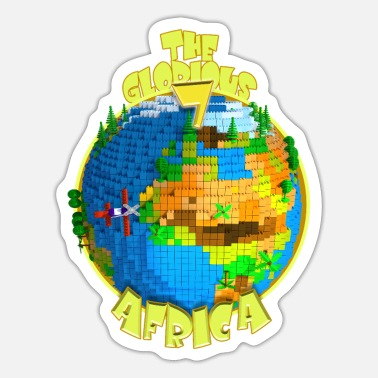 Afrika Earth Celebration Shirt - The Glorious 7 (Afrika 2 - Sticker