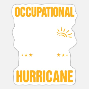 Occupation Occupational therapy occupational therapist occupational therapist - Sticker