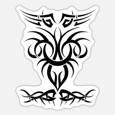 Tribal Tribal tribal tattoo - Sticker